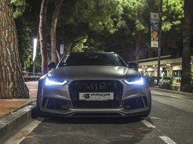 Ver foto 11 de Prior-Design Audi RS6 Avant Widebody Aerodynamic Kit 2016
