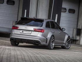 Ver foto 10 de Prior-Design Audi RS6 Avant Widebody Aerodynamic Kit 2016