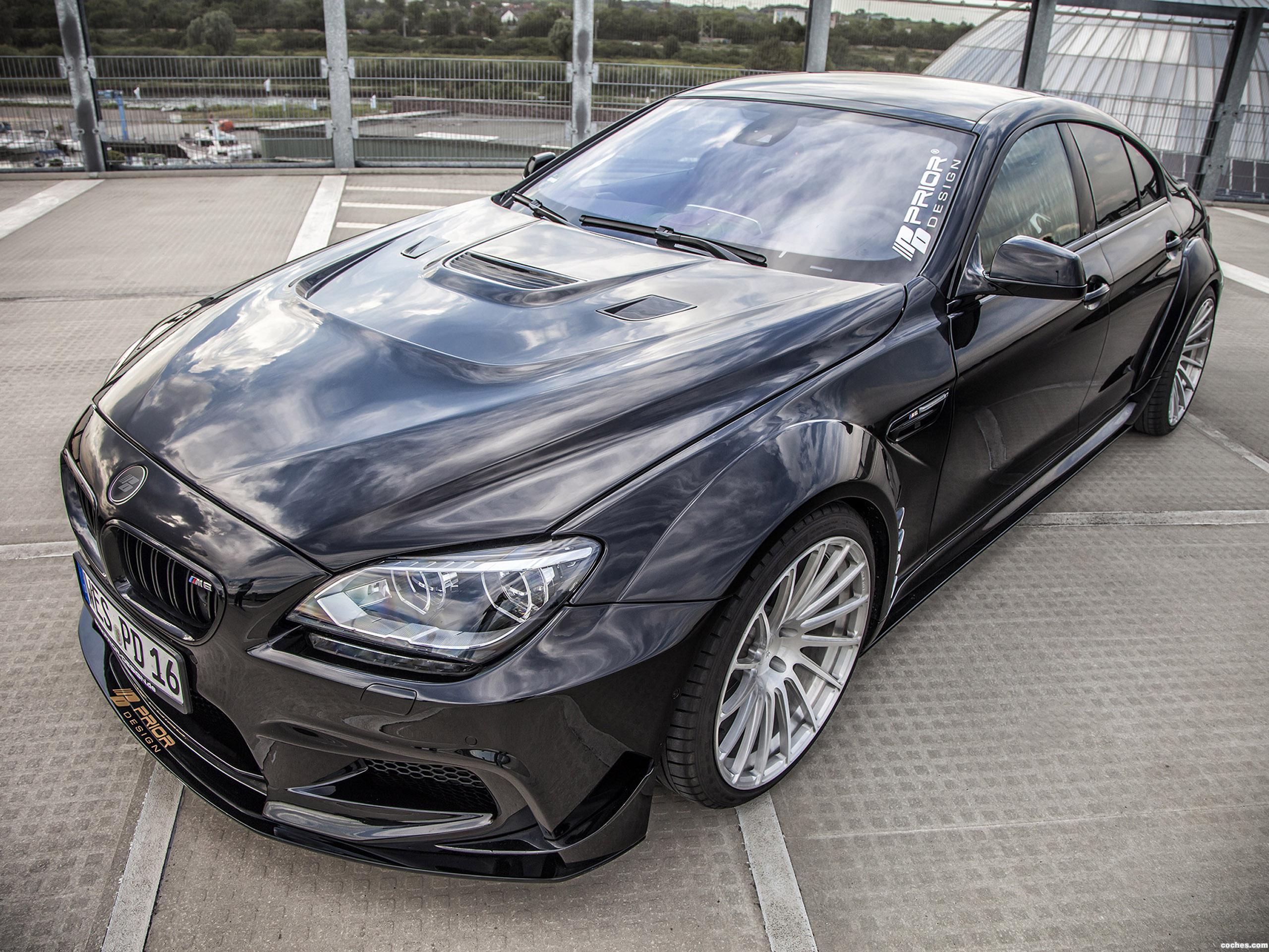 Foto 0 de BMW Prior-Design Serie 6 Gran Coupe PD6XX 2014