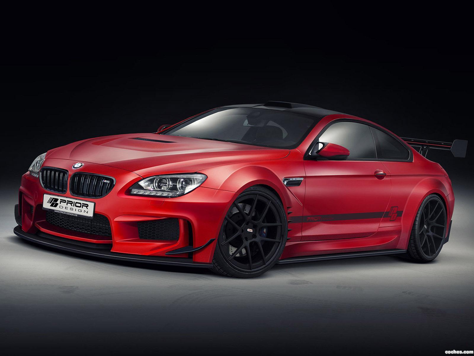 Foto 0 de Prior Design BMW M6 F12 2013