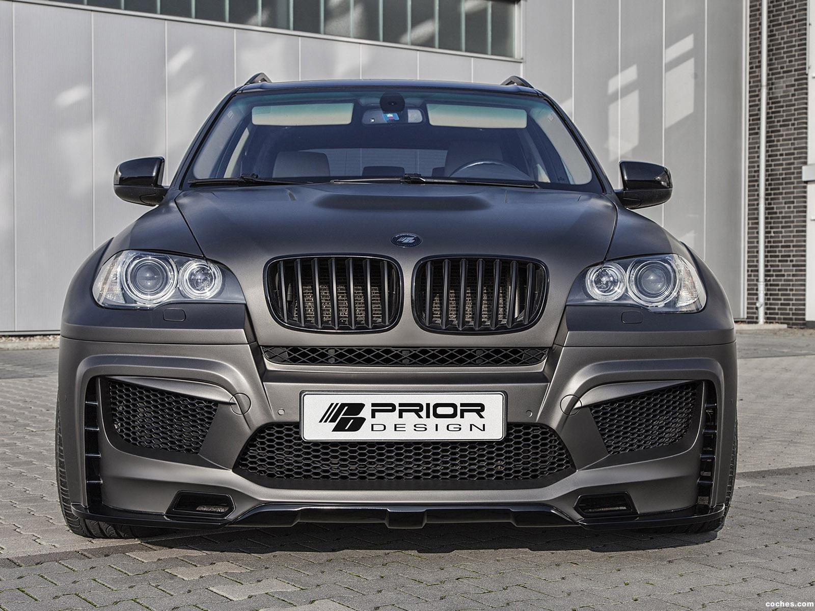 Foto 0 de Prior Design BMW X5 PD5X Widebody E70 2013