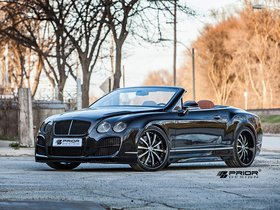 Ver foto 1 de Prior Design Bentley Continental GTC 2013