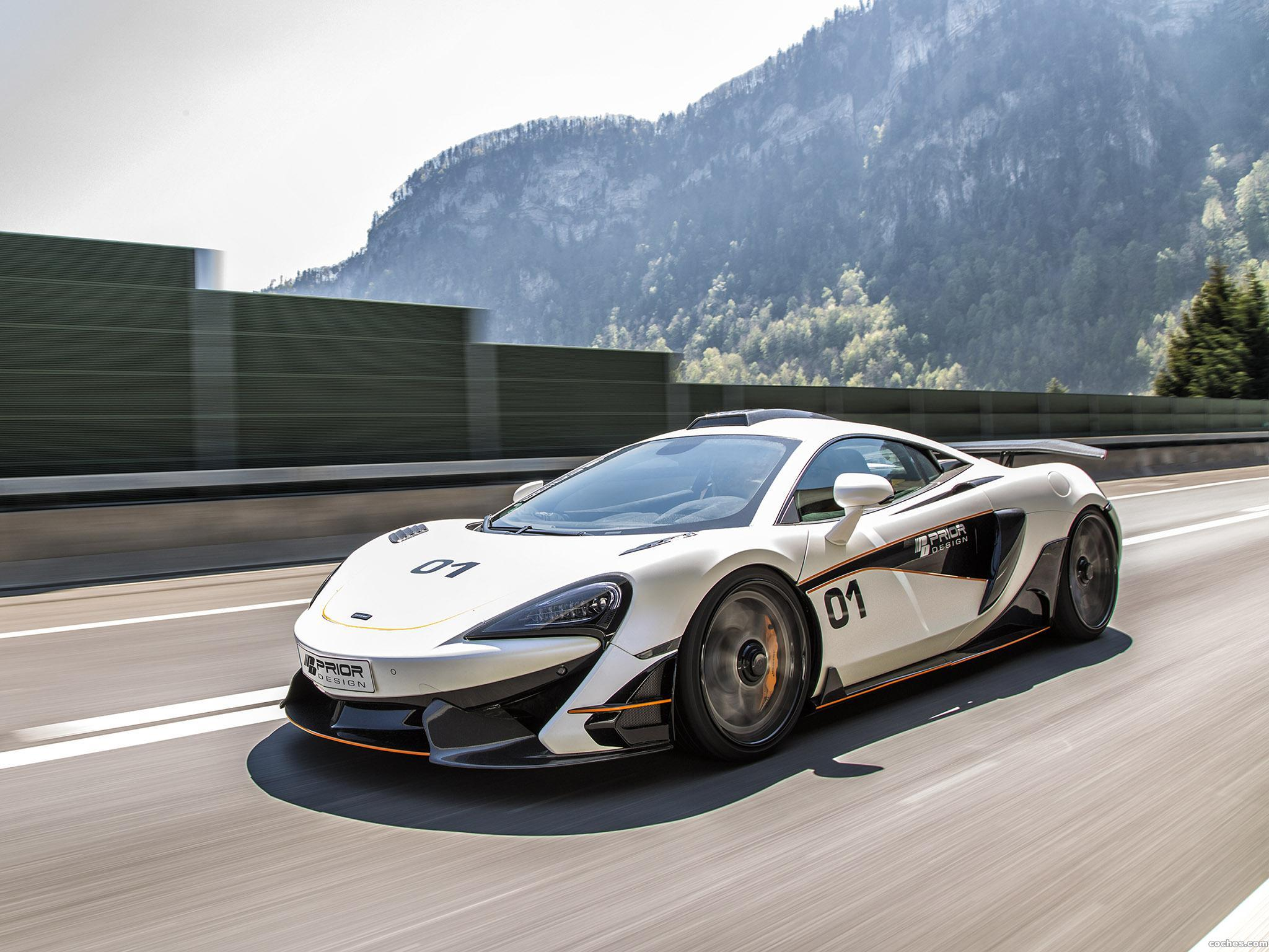 Foto 3 de Prior Design McLaren 570S PD1 2017