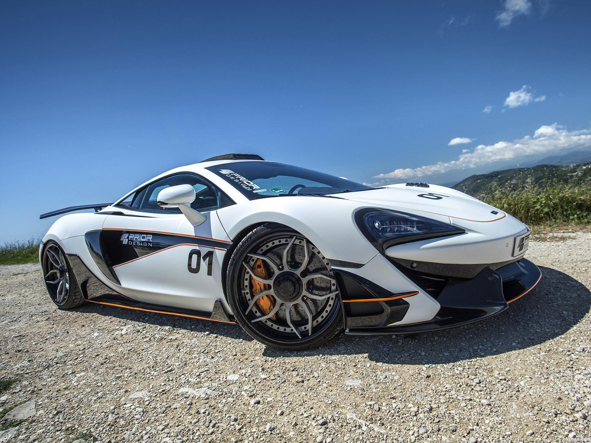 Foto 2 de Prior Design McLaren 570S PD1 2017