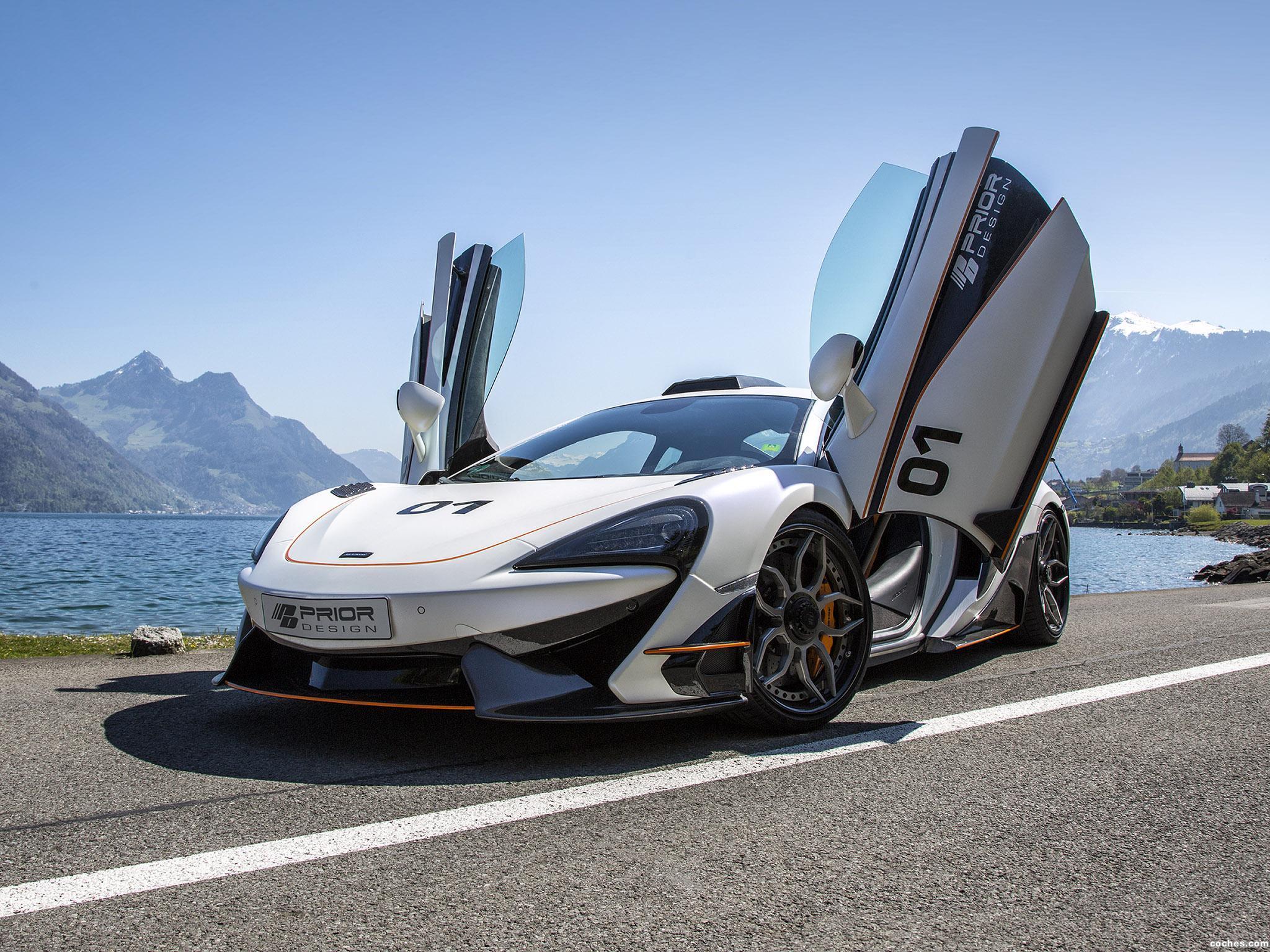 Foto 0 de Prior Design McLaren 570S PD1 2017