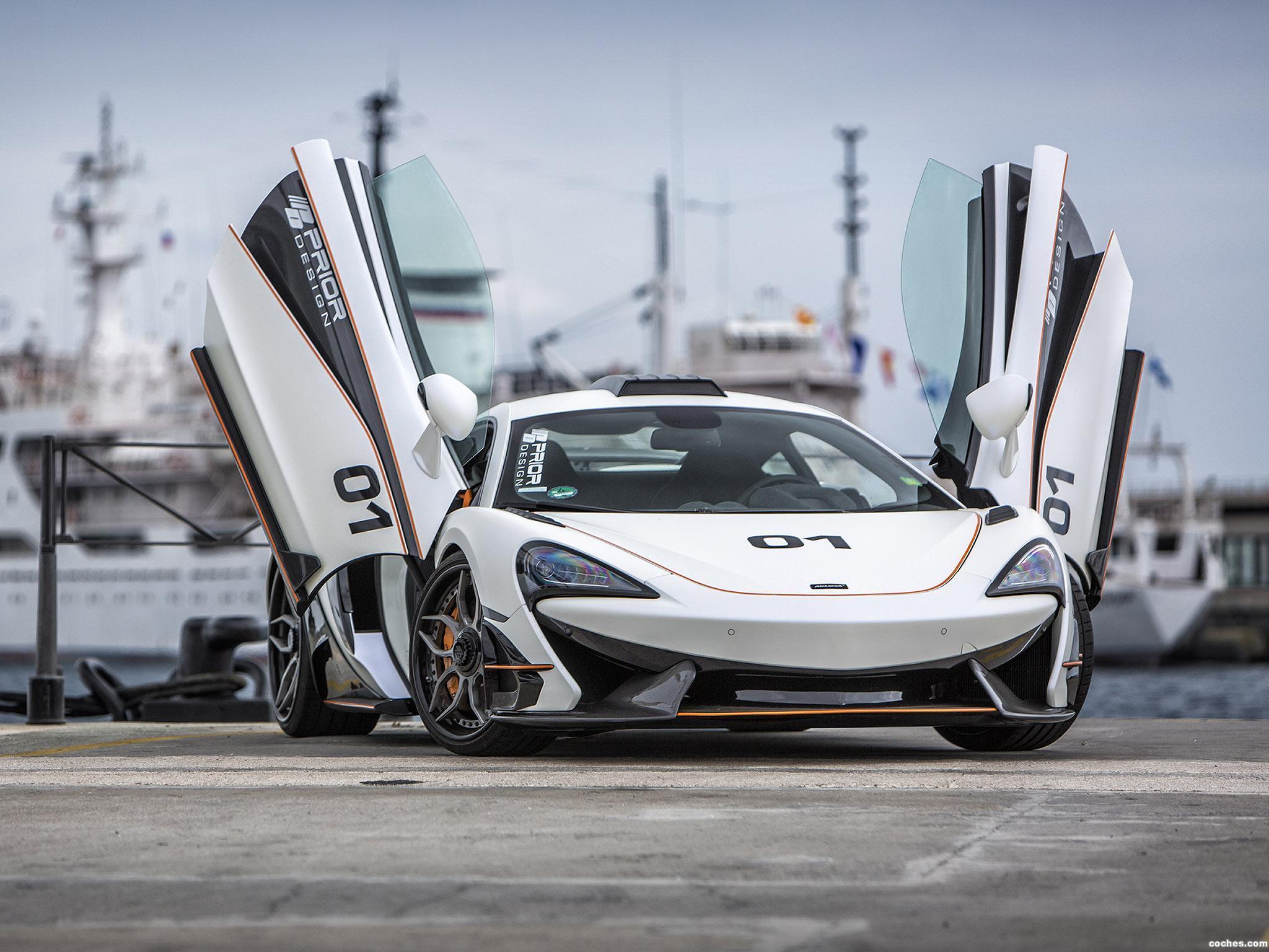 Foto 12 de Prior Design McLaren 570S PD1 2017