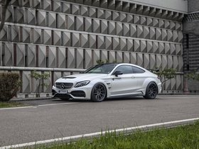 Ver foto 5 de Prior-Design Mercedes Clase C PD65CC Widebody C20 2017