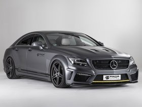 Ver foto 7 de Prior Design Mercedes Clase CLS PD550 Black Edition 2013