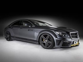 Ver foto 6 de Prior Design Mercedes Clase CLS PD550 Black Edition 2013