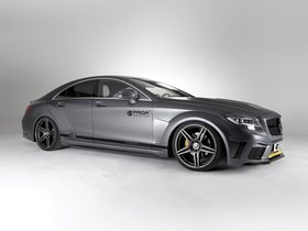 Ver foto 5 de Prior Design Mercedes Clase CLS PD550 Black Edition 2013