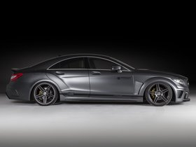 Ver foto 4 de Prior Design Mercedes Clase CLS PD550 Black Edition 2013