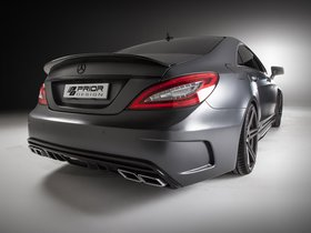 Ver foto 2 de Prior Design Mercedes Clase CLS PD550 Black Edition 2013
