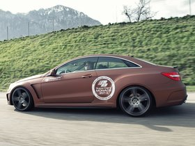 Ver foto 2 de Mercedes Prior Design Clase E Coupe PD850 Black Edition Wid 2013