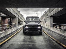 Ver foto 2 de Prior Design Mercedes Clase G W463 2013