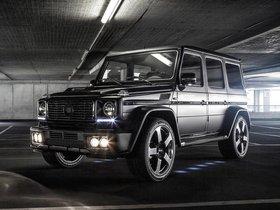 Fotos de Prior Design Mercedes Clase G W463 2013