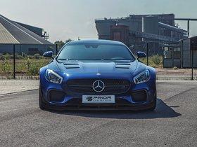 Ver foto 3 de Prior Design Mercedes AMG GT S PD800GT 2015
