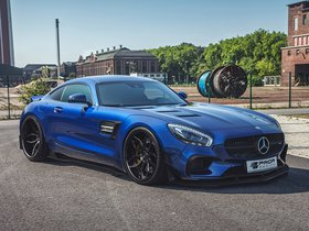 Fotos de Prior Design Mercedes AMG GT S PD800GT 2015