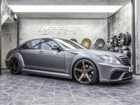 Ver foto 9 de Prior Design Mercedes Clase S Back Edition V3 Widebody Aero 2014