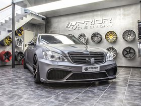 Ver foto 8 de Prior Design Mercedes Clase S Back Edition V3 Widebody Aero 2014