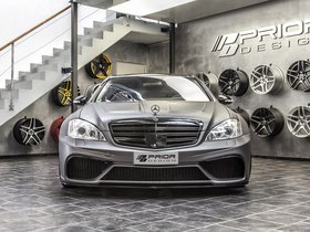 Ver foto 7 de Prior Design Mercedes Clase S Back Edition V3 Widebody Aero 2014
