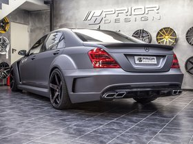 Ver foto 6 de Prior Design Mercedes Clase S Back Edition V3 Widebody Aero 2014