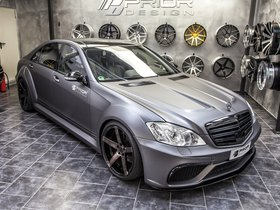 Ver foto 1 de Prior Design Mercedes Clase S Back Edition V3 Widebody Aero 2014