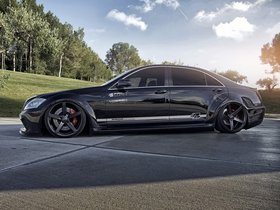 Ver foto 6 de Prior Design Mercedes Clase S V2 Widebody W221 2014