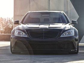 Ver foto 3 de Prior Design Mercedes Clase S V2 Widebody W221 2014