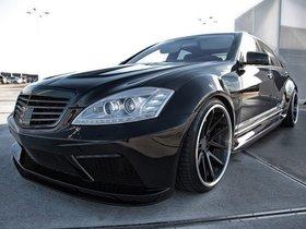 Fotos de Prior Design Mercedes Clase S V2 Widebody W221 2014