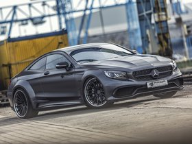 Ver foto 10 de Prior-Design Mercedes PD990SC Widebody C217 2016