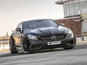 Ver foto 29 de Prior-Design Mercedes PD990SC Widebody C217 2016