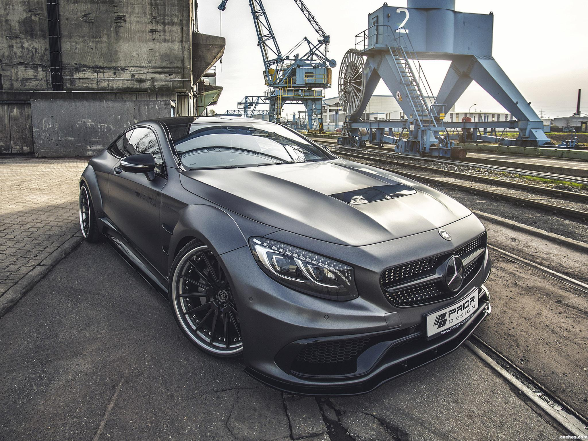 Foto 0 de Prior-Design Mercedes PD990SC Widebody C217 2016