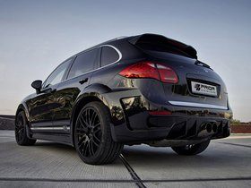 Ver foto 7 de Prior-Design Porsche Cayenne II Wide Body Kit 2013