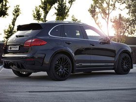 Ver foto 6 de Prior-Design Porsche Cayenne II Wide Body Kit 2013