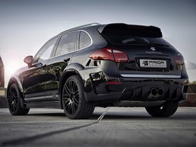 Ver foto 5 de Prior-Design Porsche Cayenne II Wide Body Kit 2013
