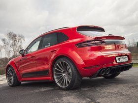 Ver foto 7 de Prior-Design Porsche Macan PD600M Widebody 2016
