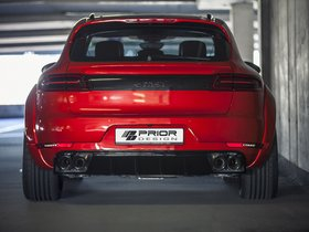 Ver foto 6 de Prior-Design Porsche Macan PD600M Widebody 2016