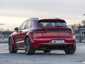 Ver foto 5 de Prior-Design Porsche Macan PD600M Widebody 2016