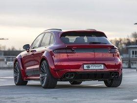 Ver foto 5 de Prior-Design Porsche Macan PD600M Widebody 2016