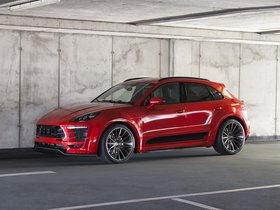 Ver foto 3 de Prior-Design Porsche Macan PD600M Widebody 2016