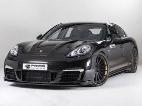 Ver foto 7 de Prior-Design Porsche Panamera PRIOR600 2013