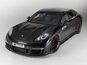 Ver foto 6 de Prior-Design Porsche Panamera PRIOR600 2013