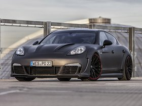 Ver foto 2 de Prior Design Porsche Panamera Wide Body Kit  2014