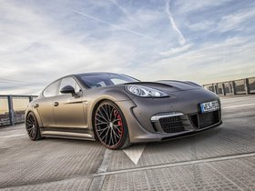 Fotos de Prior Design Porsche Panamera Wide Body Kit  2014
