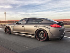 Ver foto 3 de Prior Design Porsche Panamera Wide Body Kit  2014