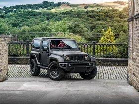 Ver foto 4 de Project Kahn Jeep Wrangler Black Hawk Edition 2016