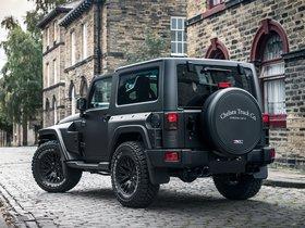 Ver foto 2 de Project Kahn Jeep Wrangler Black Hawk Edition 2016