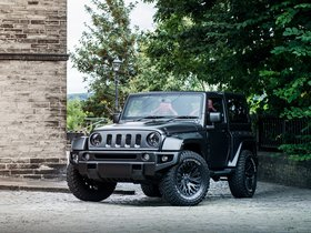 Ver foto 1 de Project Kahn Jeep Wrangler Black Hawk Edition 2016