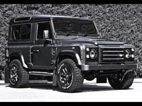 Ver foto 2 de Project Kahn Land Rover Chelsea Wide Track Military Grey Defender 2013