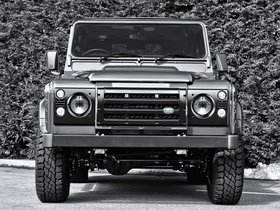 Fotos de Project Kahn Land Rover Chelsea Wide Track Military Grey Defender 2013